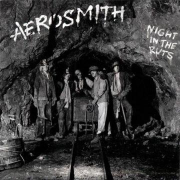 Aerosmith – Night In The Ruts; Vinilo Simple