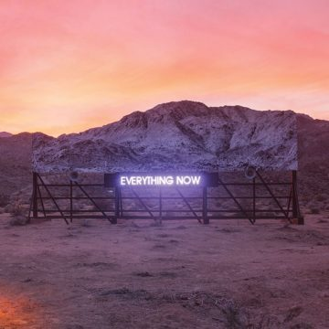 Arcade Fire – Everything Now; Vinilo Simple