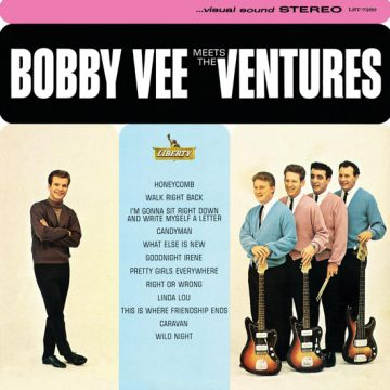 Bobby Vee Meets The Ventures – Bobby Vee Meets The Ventures; Vinilo Simple