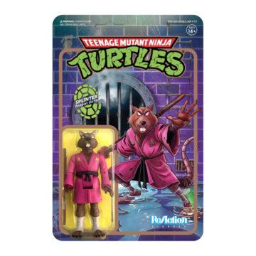 Reaction Figure – Tortugas Ninja – Splinter
