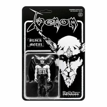 Reaction Figure – Venom – Black Metal