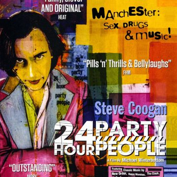 24 Hour Party People; Blu-ray