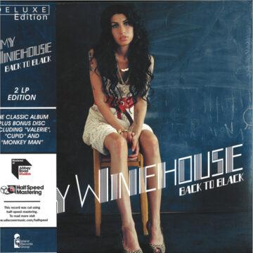 Amy Winehouse – Back To Black; Vinilo Doble