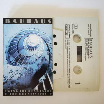 Bauhaus – Swing The Heartache – The BBC Sessions; Cassette