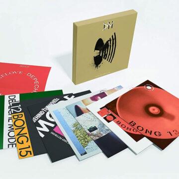 Depeche Mode – Music For The Masses | The 12″ Singles; Siete Vinilos