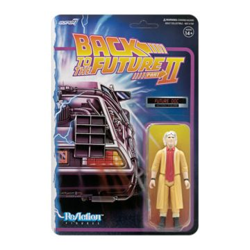 Reaction Figure – Back To The Future – Doc Brow