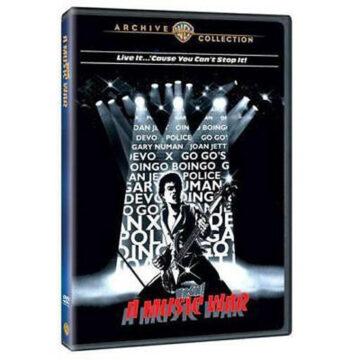 Various – Urgh! A Music War; DVD