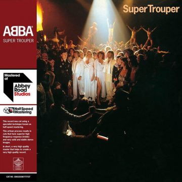 ABBA – Super Trouper; Vinilo Doble