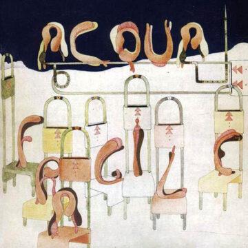 Acqua Fragile – Acqua Fragile; Vinilo Simple