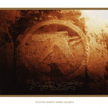 Aphex Twin – Selected Ambient Works Volume II; CD Doble