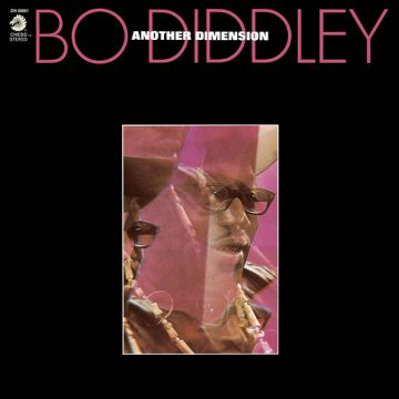 Bo Diddley – Another Dimension; Vinilo Simple