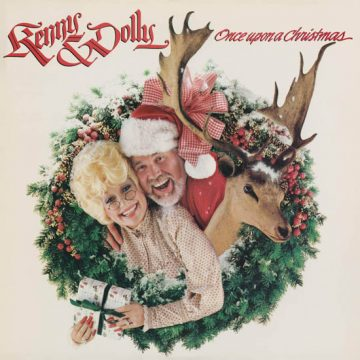 Kenny & Dolly – Once Upon A Christmas; Vinilo Simple